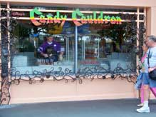 Downtown Disney Westside Candy Cauldron