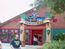 The Days of Christmas Shop at Downtown Disney Marketplace
