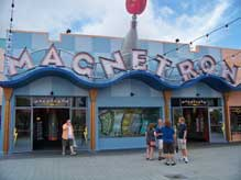 Magnetron gift shop in Downtown Disney Westside