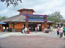 The Pin Traders Store at Downtown Disney Marketplace