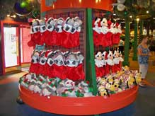 Downtown Disney Marketplace Christmas Store