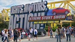 Lights,Motor, Action Extreme Stunt Show
