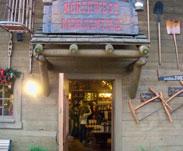 Shop in Canada called the Northwest Merchantile