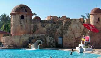 Main Pool at Caribbean Beach Resort