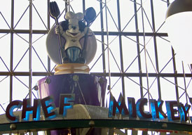 Chef Mickey's at the Contemporary Resort