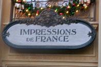 The Impressions de France film at Epcot.