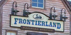 Frontierland in Magic Kingdom