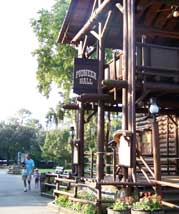 Pioneer Hall at Fort Wilderness Campground