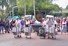 JAMMiters preforming at Epcot