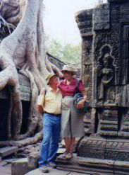 MouseToursTravels to an Ancient Cambodian Temple
