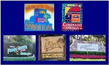 Disney Moderate Resort s