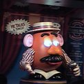 Mr. Potato Head at Toy Story Midway Mania