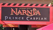 Journey into Narnia; Prince Caspian Attraction at Disney's Hollywood Studios