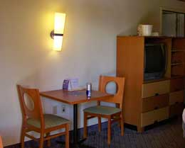 Pop Century Resort  Room Interior