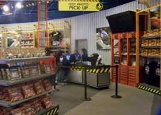 Test Track Pavilion Gift Shop