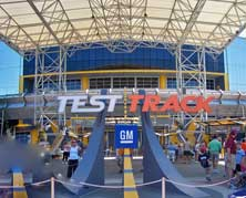 Disney's Test Track in Epcot