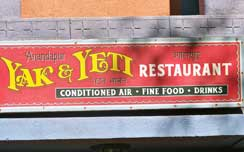 Yak and Yeti Restaurant in Asia at Disney's Animal Kingdom.